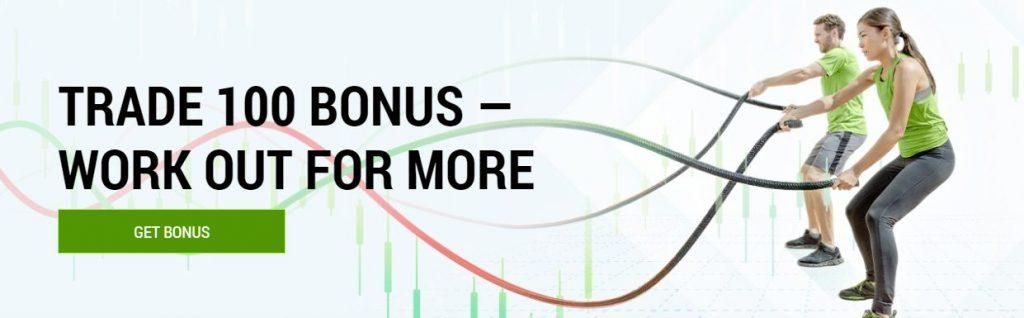 fbs non-deposit bonus trade 100