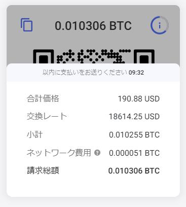 Axiory bitpay入金、手数料等の確認
